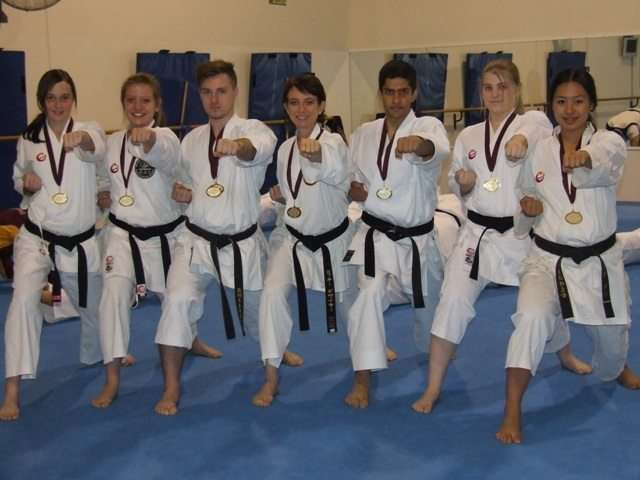 karate for kids adults brisbane classes academy martial arts club self defence shukokai personal weapons training